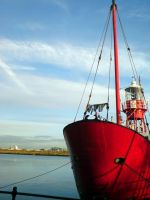 Helwick Lightship by evilminky666