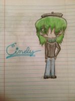 =Cindy= by WinterTheGlaceon45