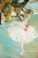 The Star- Degas Impersonation by millie-gillana