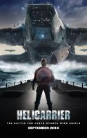 Helicarrier [Battleship] by tclarke597