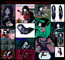 Marceline Wallpaper by Maddidos