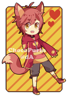 Adoptable 1[Auction/CLOSED] by chocomin