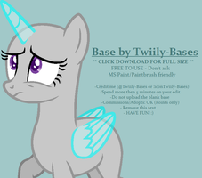 MLP Base 297 by Twiily-Bases