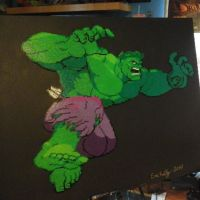 Hulkfinished by Sulley45635