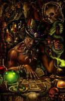 Voodoo Shop by Candra