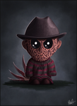 Freddy Jr. by AndreasWerchmeister