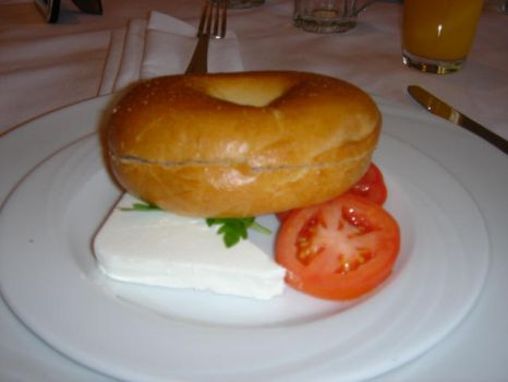 World's Most Expensive Bagel by Gzip16