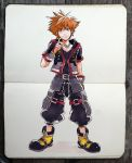 Kingdom Hearts 3 outfit!!! by Picolo-kun