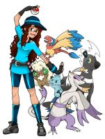 I Wanna Be The Very Best Color by Kaylith