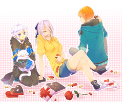 KH: Happy Valentine's by Srinitybeast