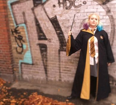 Wands up by WeepingclovnCosplays