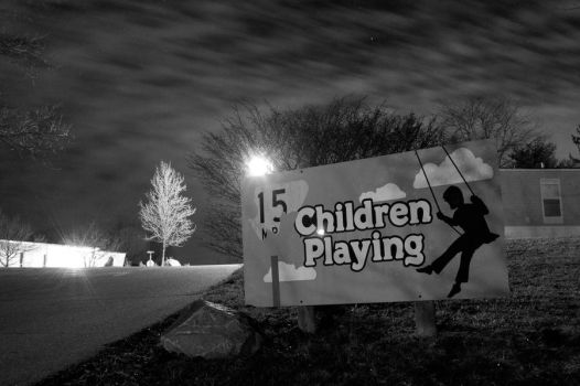 Children Playing by milescat