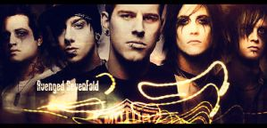 Avenged Sevenfold Sign by msm297