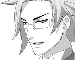 *Claude Faustus* by Kaizer-V