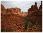 Arches National Park II by Rainfeather