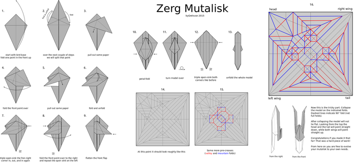 Mutalisk instructions by qwlouse