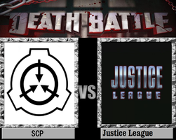 Justice League Vs SCP by newsuperdannyzx