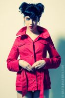 Asphyxia Red Jacket by DastardlyDave