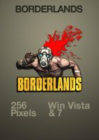 Borderlands Icon Vista and 7 by ChineseWarri0r