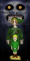 Ben Drowned by TyrantZee