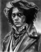 Sweeney Todd by abish