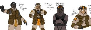 Merchant Guard Officers GG by jailgurdnegative