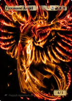 Firemane Angel -Full Art- by flappyb