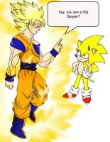 you are a saiyan? by dragonballdeviants