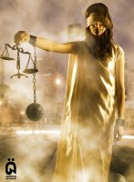 lady justice by sadthree