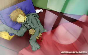 Hetalia - Restless Night by IndeedSir