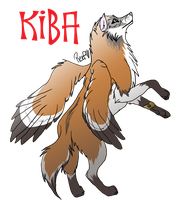 Kiba - RainWiggler by Reeftalon123