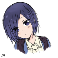 Touka by TheZealotNightmare