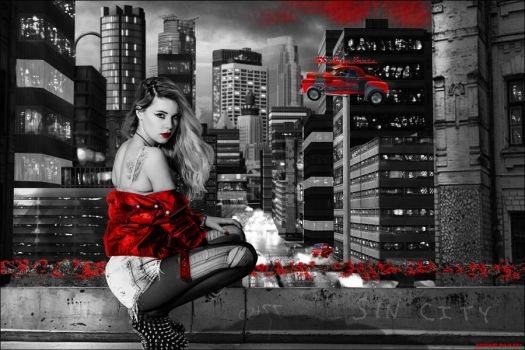 Christmas For Sin City by ArthurRamsey