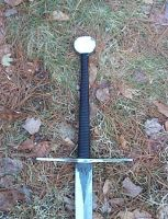 Longsword, more pictures by sstheblacksmith
