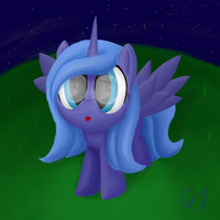 Woona: Moon-bound by Greeny-Nyte