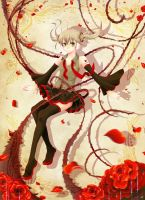 SOULEATER maka by magie325