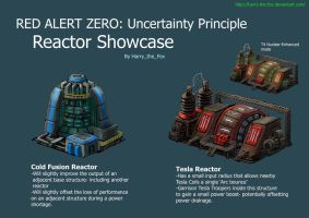 RAZ- Reactor Showcase by Harry-the-Fox