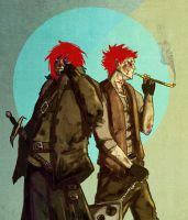 Brothers by Ckirean