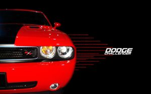 Dodge Challenger by Snohawk