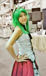 Gumi at Comic Con by Chukairi