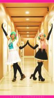 Vocaloid - HappySynth :: Synthesizing Symmetry by dancingontightrope