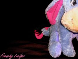 Eeyore The Donkey by HLea33
