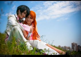 CODE GEASS: It is our summer by KoujiAlone