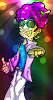 Disco Dude by csys-279