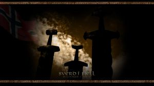 Sverd I Fjell - Wallpaper by PlaysWithWolves