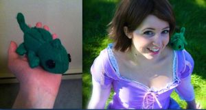 Pascal Plushie by CheesyHipster
