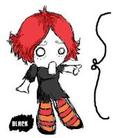 Ruby gloom ZOMG by Black-Black-Roses