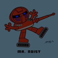 14. MR. NOISEY by Josh-van-Reyk