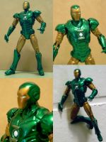 Iron Lantern custom by Mace2006