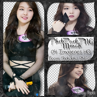 PhotoPack PNG - Minah by CintyPark24
